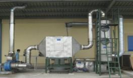 Hệ thống hút bụi công nghiệp